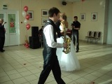 Первый свадебный танец молодоженов!